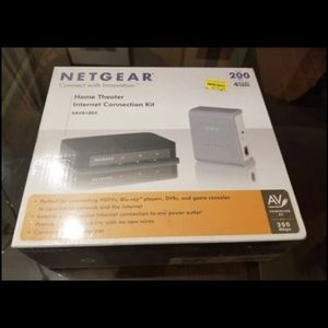 Netgear Theatre Internet Connection Kit